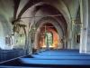 Alsike kyrka i slutet av 90-talet. Foto: Åke Johansson.