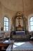Altaruppsatsen gjordes av Magnus Granlund år 1767