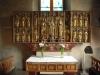 Altarskåp et är ett svenskt arbete från omkr.år 1500Foto:Bertil Mattsson