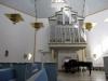 Orgeln är byggd på orten av Åkerman & Lund och blev färdig 1995