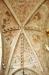 Nådastolen bl.a i korets valvmålningar