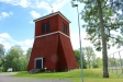 Stavby kyrka från söder