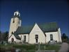Rasbo kyrka från söder