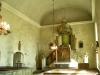 Altarpredikstol med symmetri