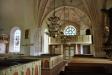 Den praktfulla predikstolen från 1732
