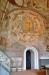 Ett helgon som är ensamt kvar från ett äldre altarskåp