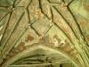 Mose får lagens tavlor t.v. och Simson söndersliter lejonet t.h