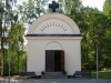 Det lilla kapellet på kyrkogården