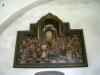 Troligen en tidigare altartavla