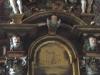 Barockutsmyckning på predikstolen