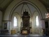 Altaruppsatsen är ett arbete från 1707 av Gabriel Beutin
