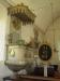 Altartavla från 1789 av okänd konstnär.
