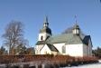 Husby-Rekarne kyrka 9 februari 2011