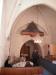 Fika under Allhelgonahelgens öppen kyrka