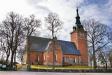 Jäders kyrka april 2011