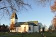 Kjula kyrka allhelgonahelgen 2010