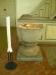 Dopfuntens cuppa är tillverkad senare
