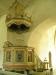 Orgeln är byggd på 1940-talet av Lindgrens