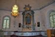 Jag tror att den gamla altaruppsatsen var finare