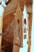 Sakramentskåp i ek från 1300-talet