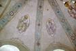 Johannes och Matteus i korvalvet