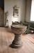 Dopaltaret med sina medeltida träskulpturer