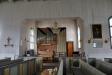 Orgeln står i det tidigare vapenhuset