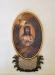 Till åminnelse av dottern Anna Catharina har prosten Henric Jacob Sivers skänkt detta epitafium
