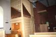 Orgeln är byggd av Firma A Mårtensson.