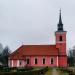 Den rosa kyrkan. En solklar favorit. ©jossans