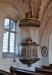 Predikstol från 1747