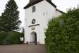 dateras till 1200-talet. Inköptes 1701 från Vadstena.