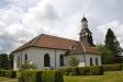 Orgeln är byggd 1777 av Lars ströblad.