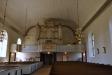 orgelfasaden är av Wistenius