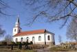 Predikstol från 1733