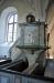 Predikstol från 1742