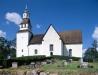 Vårdsbergs kyrka. Foto: Åke Johansson.