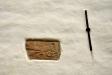 Stenrelief och ankarslut