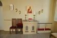 Predikstol från senare delen av 1700-talet