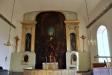 Pehr Hörbergs fina altartavla med riktig djupverkan