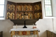 Altarskåp från  1440-talet