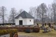 Gravkapellet på kyrkogården