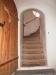 Trappan upp till Birgittas bönekammare
