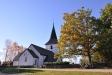 Ekebyborna kyrka 10 oktober 2012