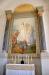 Altartavla från 1890 av Mårten Eskil Winge