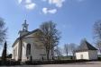 Vallerstads kyrka från öst