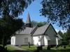 Skeppsås kyrka i augusti 2009
