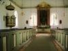 Sya kyrka efter senast inre restaurering.Foto:Bernt Fransson