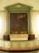 Den stiliga orgelfasaden