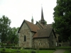 En kyrka med minnen från många århundraden